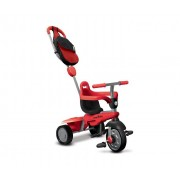 SMART TRIKE TRICIKL BREEZE RED