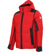 Descente Men Down Jacket George electric red