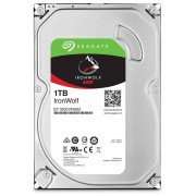 Seagate SATA-HDD SEAGATE Ironwolf ST1000VN002, 3,5
