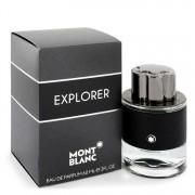Mont Blanc Explorer Eau De Parfum Spray 2 oz / 59.15 mL Men's Fragrances 546182