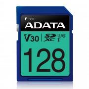 ADATA Premier Pro SDXC UHS-I U3 Class 10 (V30S) 128GB