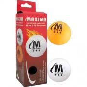 Топчета за тенис на маса пинг понг Максима *** 3 бр.