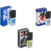 Carrolite Combo Blue Lady-Titanic-Younge Heart Blue Perfume