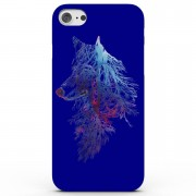 Robert Farkas Routes of the Wolf Phone Case for iPhone & Android - 4 Colours - Samsung Galaxy S6 Edge Plus - Blue