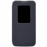 Husa Book Nillkin Sparkle pentru LG L70 D325 Negru