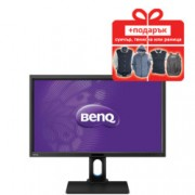 "Монитор 27"" (68.58 cm) BenQ BL2711U, 100% sRGB, IPS панел, 4K2K LED, 4ms, 20 000 000:1, 300 cd/m2, DisplayPort, HDMI, DVI, USB3.0"
