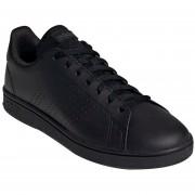 Tenis adidas Advantage K Negro/negro Original Ef0212