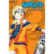 Naruto (3-In-1 Edition), Vol. 4: Includes Vols. 10, 11 & 12, Paperback