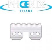 Phoenix Pettine in ceramica per testine A1444 per testine da 3 a 15 (cani - toelettatura cane- gatti -toelettatura gatto)