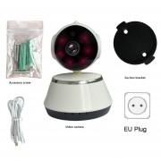 V380 Cámara domo Smart Wireless Network Monitor exterior cámara de vig