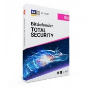 Bitdefender Total Security Multi-Device 2019 - 10 enheter