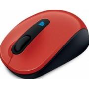 Mouse Laptop Microsoft Sculpt Mobile Red
