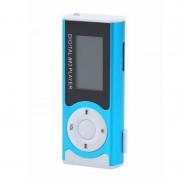 Mini MP3 Player cu radio, display LCD, lanterna