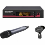 Sennheiser ew 145 G3-1G8, 1785-1800MHz Vocal Set, supercardioide