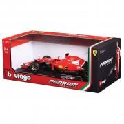Bburago - collezione scuderia - ferrari racing sf15-t - scala 1:24