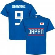 Retake Japan Okazaki 9 Team T-Shirt - Blauw