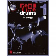 De Haske Real Time Drums in Songs Arjen Oosterhout, mit CD