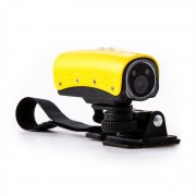 OneConcept Stealthcam 2G Camera Sport HD 1080p 15M amarelo