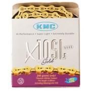 KMC X10 SL Gold lánc
