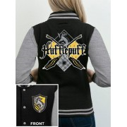 Cinereplicas Harry Potter - Baseball Varsity Jacket Hufflepuff Quidditch