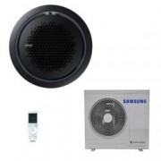 Samsung Climatizzatore Samsung Cassetta 360° 24000 Nero Ac071mn4pkh Inverter A++/a+