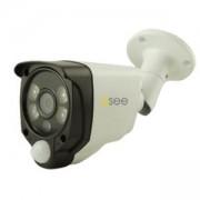 Камера с вграден датчик за движение и LED осветление, 1/3, 2.0MP, 1080P, 3.6mm, IR-30m - Q-See QH8222B