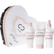 ICON Cuidado del cabello Cure Set Cure Spray 250 ml + Cure Shampoo 250 ml + Cure Conditioner 250 ml 1 Stk.
