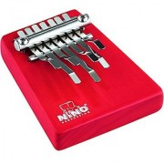 Nino Percussion Nino964R Medium Wood Kalimba Red