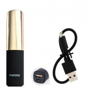 Външна батерия Remax LipMax 2400mAh (златисто)