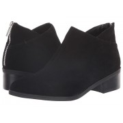 Bella-Vita Haven Black Suede Leather