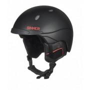 Sinner - Titan helm - Unisex - Helmen - Zwart - XL