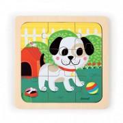 Titusz, a kutya puzzle, 9 részes Janod