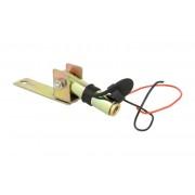 Villogó lámpa tartó cső billenthető