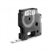 Etichete autocolante DYMO LabelManager D1 9mm x 7m negru alb 40913 S0720680