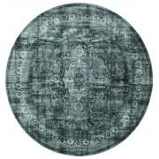 RugVista Alfombra Jacinda - Oscuro Ø 300 Alfombra Moderna, Redonda