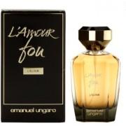 Emanuel Ungaro L'Amour Fou L'Elixir eau de parfum para mujer 100 ml