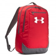 Rucsac UNDER ARMOUR - Ua Hustle Backpack 1273274-600 Ldwr/Red/Gph/Slv