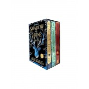 The Shadow and Bone Trilogy Boxed Set: Shadow and Bone, Siege and Storm, Ruin and Rising, Paperback