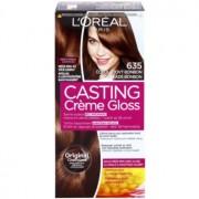 L'Oréal Paris Casting Creme Gloss Haarfarbe Farbton 635 Chocolate Candy