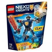 Конструктор ЛЕГО Нексо Рицари - Clay с боен костюм, LEGO Nexo Knights, 70362