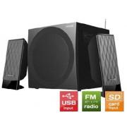 Microlab-M-300U-Aktivni-drveni-zvucnici-2-1-38W-RMS-14W-2x12W-SD-USB-FM-radio-3-5mm-3056-