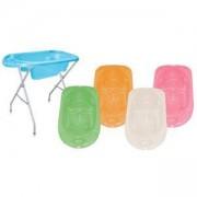Анатомична вана със стойка, 5 налични цвята, Lorelli, 1013005