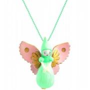 Naszyjnik w kształcie wróżki, biżuteria dla dziewczynki DJECO DD03803