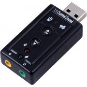 Sound card USB Virtual 7.1 3D, Ewent
