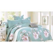 Lenjerie de pat pentru 2 persoane cu 4 piese Casa M-440