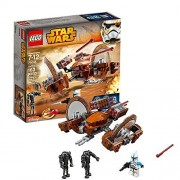 Import Lego Star Wars LEGO Star Wars Attack of the Clones Hailfire Droid Exclusive Set # 75085 [parallel import goods]