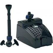 Tavi szűrő, 2500 UVC Oase 50446 1000 l/óra, Fekete, szűrőpumpa, 20 W, 10 m, 230 V /50 Hz (551597)