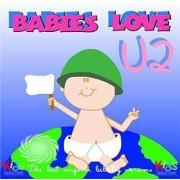 Video Delta Mancebo,Judson - Babies Love: U2 - CD