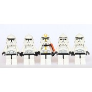 LEGO Star Wars - 5 Clone Trooper Army