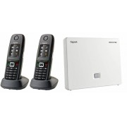 Gigaset 2x R650H PRO + N510 IP PRO bundel
